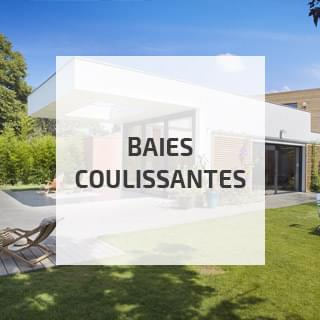 Baies coulissantes